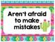 Spanish Language Learners Bulletin Board Printables