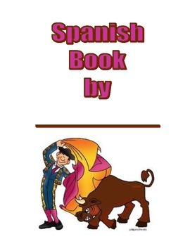 Spanish Language Student Created Book