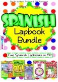 Spanish Lapbook Bundle