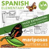 Spanish Las Mariposas - Butterflies