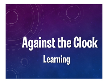 Spanish Learning Against the Clock