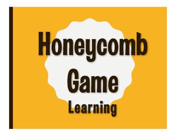 Spanish Learning Honeycomb