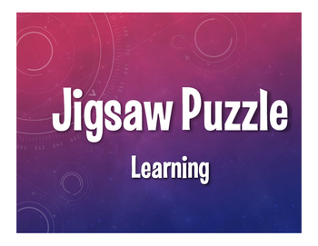 Spanish Learning Jigsaw Puzzle