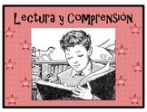 Spanish Lectura y comprensión
