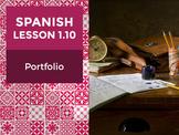 Spanish Lesson 1.10: Los Cognados - Portfolio