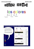Spanish Lesson: Los Colores - Colors in Spanish