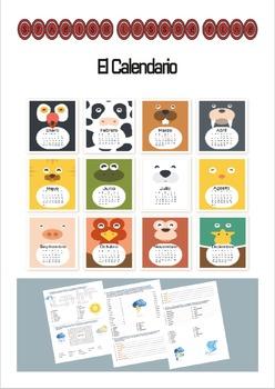 Spanish Lesson Plan: El Calendario