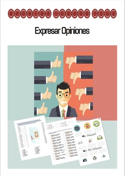 Spanish Lesson Plan: Expresar Opiniones
