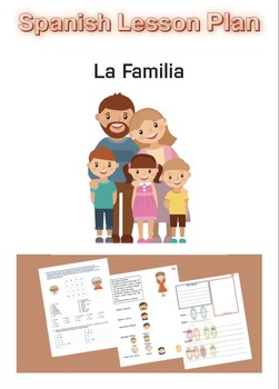 Spanish Lesson Plan: La Familia