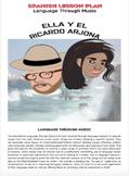 Spanish Lesson Plan - Language through Music - Song: Ella y El by Ricardo Arjona