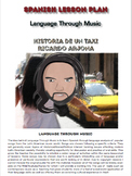 Spanish Lesson Plan - Language through Music - Song: Historia de un Taxi