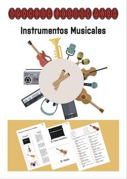 Spanish Lesson Plan: Los Instrumentos Musicales