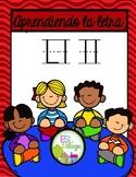 Alphabet Worksheets in Spanish Letter Ll