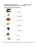 Spanish Level 2 Activity Booklet