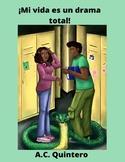Spanish Level 2 Digital E-book/Novel: Reflexive verbs, Fam