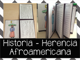 Historia Afroamericana: Libro herencia afroamericana. Black History Month Book