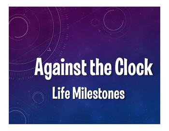 Spanish Life Milestones Against the Clock