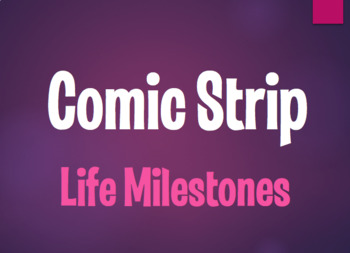 Spanish Life Milestones Comic Strip
