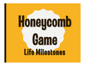 Spanish Life Milestones Honeycomb
