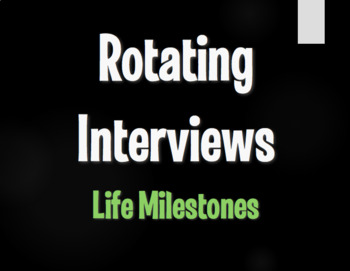 Spanish Life Milestones Rotating Interviews