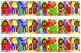 Spanish Lion welcome Banner Classroom Decoration Borders
