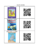 Spanish Listening Center QR Codes Part 2