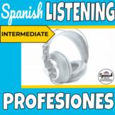 Spanish Listening Comprehension: Jobs / El Trabajo
