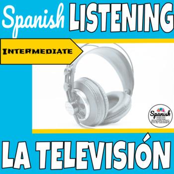 Spanish Listening Comprehension: Pasatiempos (La televisión)