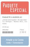 Spanish Listening (beginners): 4 in 1 SPECIAL PACKAGE