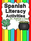 Spanish Literacy Activities-St. Patrick's Day