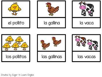 Spanish Literacy Center Bundle - {Includes TEN centers!}