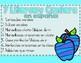 Spanish Literacy Center Bundle| Las vocales, sílabas de m, sílabas de p