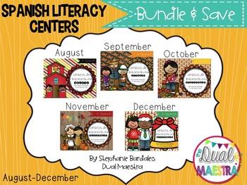 Spanish Literacy Centers Aug-Dec