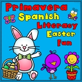Spanish Literacy Easter and Spring Fun