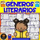 Spanish: Literary Genres (Géneros Literarios)