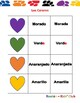 Spanish | Los Colores | Activity and wall hangers