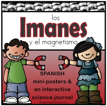 Spanish Los Imanes - Magnets