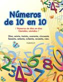 Spanish Los Numeros de 10 en 10 Song - Flashcards