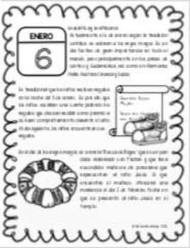Los Tres Reyes Magos. Historia en Español