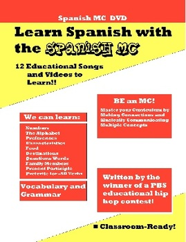 Spanish MC DVD