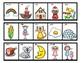Spanish Magnetic Alphabet Strips