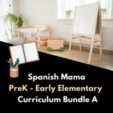 Spanish Mama PreK - Early Elementary Bundle ONE