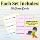 Spanish Maracas Activity BUNDLE