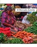 Spanish Marketplace El Mercado Activity