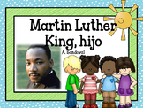 Martin Luther King Jr in Spanish