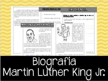 Biografia de Martin Luther King Jr.
