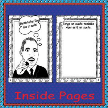 Spanish Martin Luther King Mini Reader