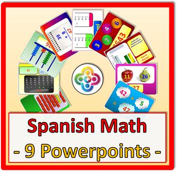 Spanish Math 9 Powerpoints