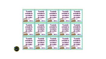 Spanish Math Brag Tags