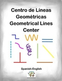 Spanish Math Geometrical Lines / Lineas Geometricas in a Station / Center Act.